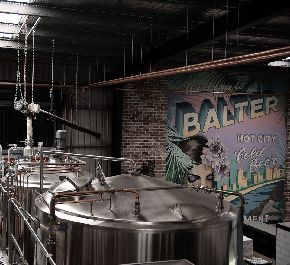 Balter Brewery