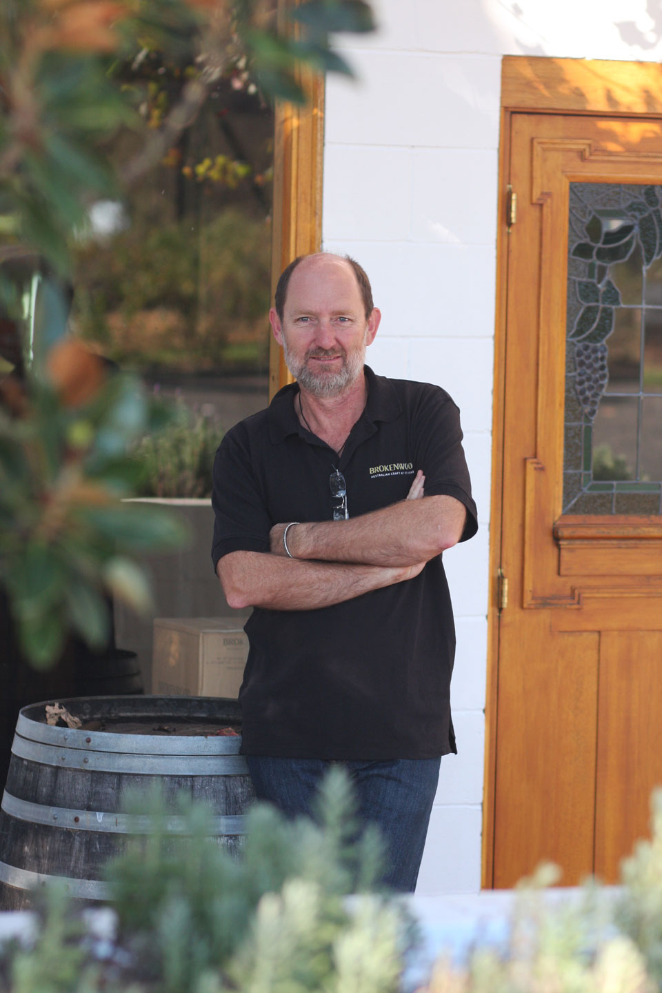 The Australian wine industry owes much to Iain Riggs' talent and determination.