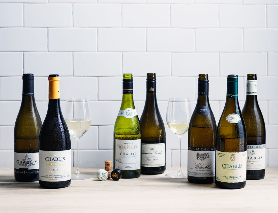Chablis has seen quality soar in recent years.