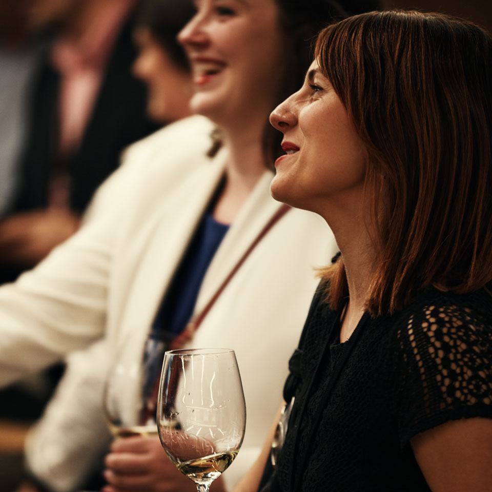 Sommeliers' Choice Bridget Raffal of Sixpenny.