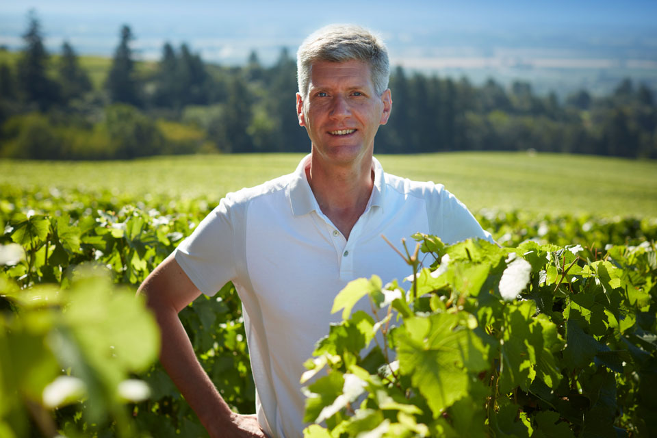 Philippe Drouhin of Domaine Drouhin.