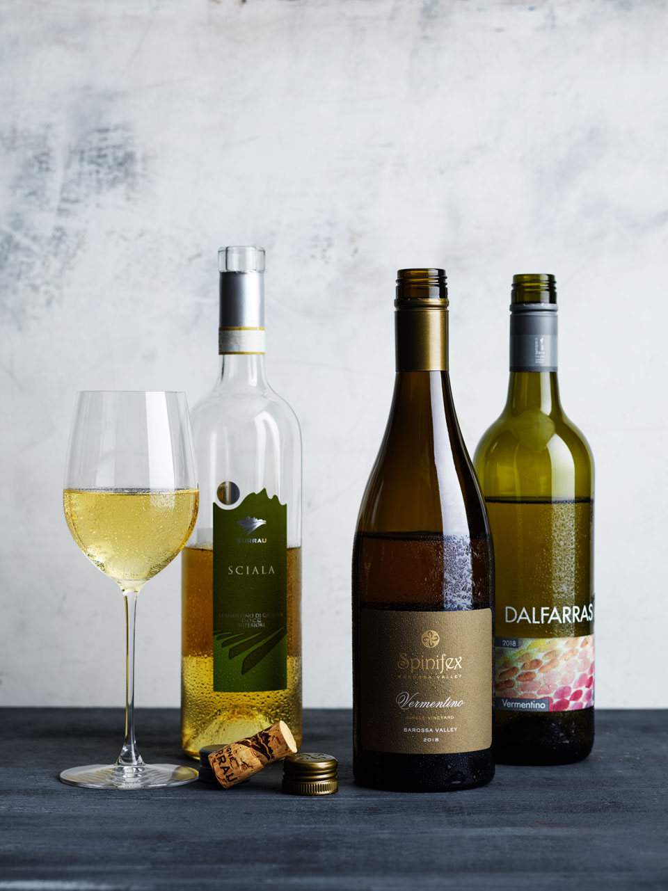 Spinifex Single Vineyard Vermentino received a 96 from the expert panel.