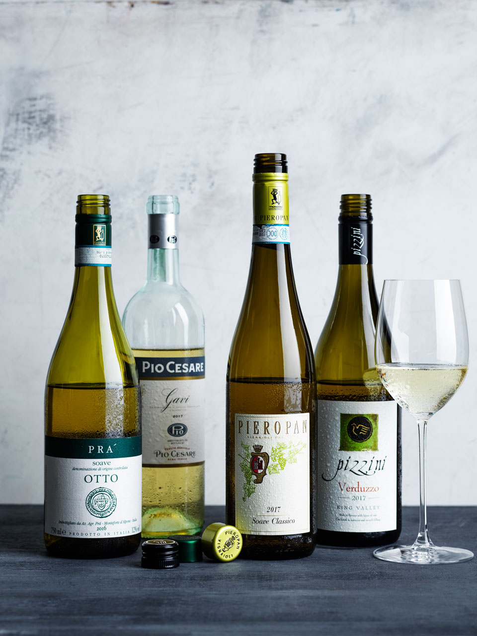 Delicate, complex, fragrant, these Italian whites  have it all.
